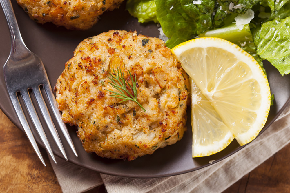 how to cook lobster cakes