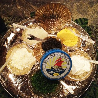 Caviar: Red Carpet Into The New Year
