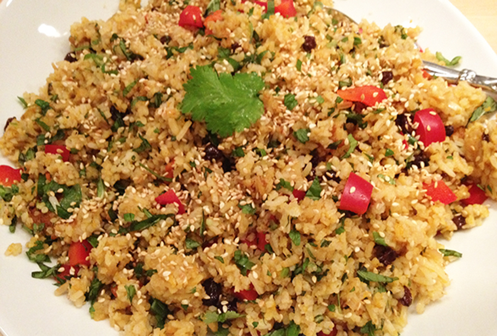 Thai Rice-finished