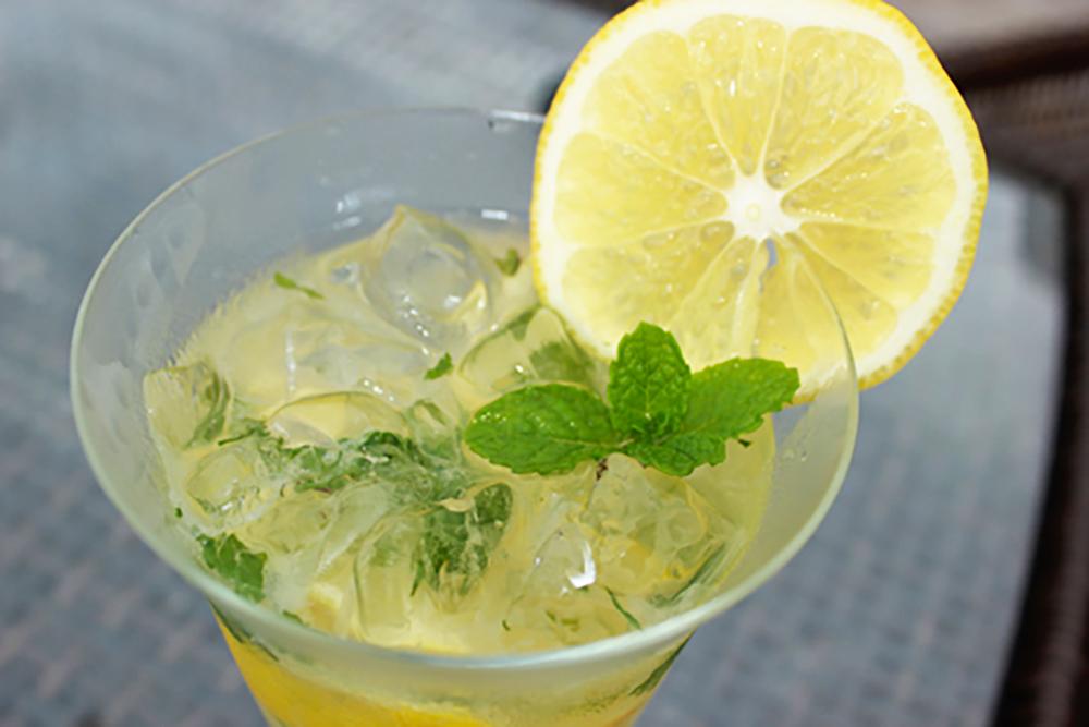 Meyer Lemons are sweeter than regular lemons, so if you use regular ...