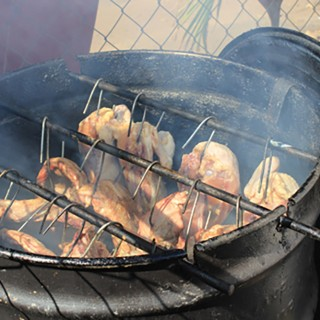 Kauai's Best Barbecue: Chicken In A Barrel BBQ