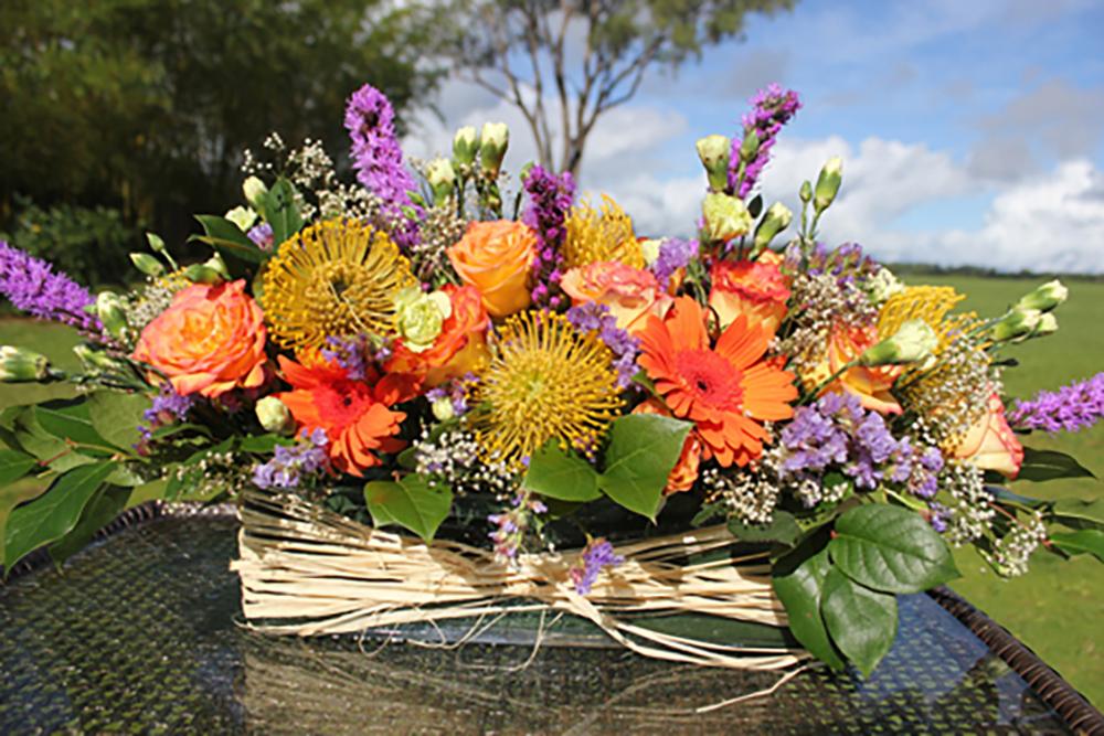 florist outside