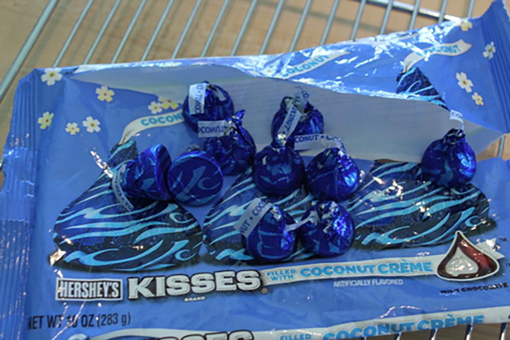 Kiss in Bag