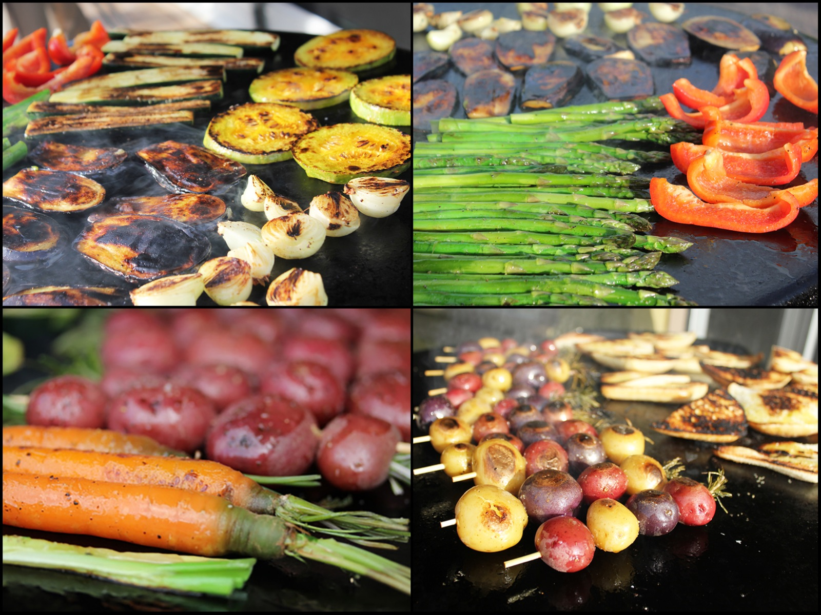 Rustic Grilled Veggies-C2
