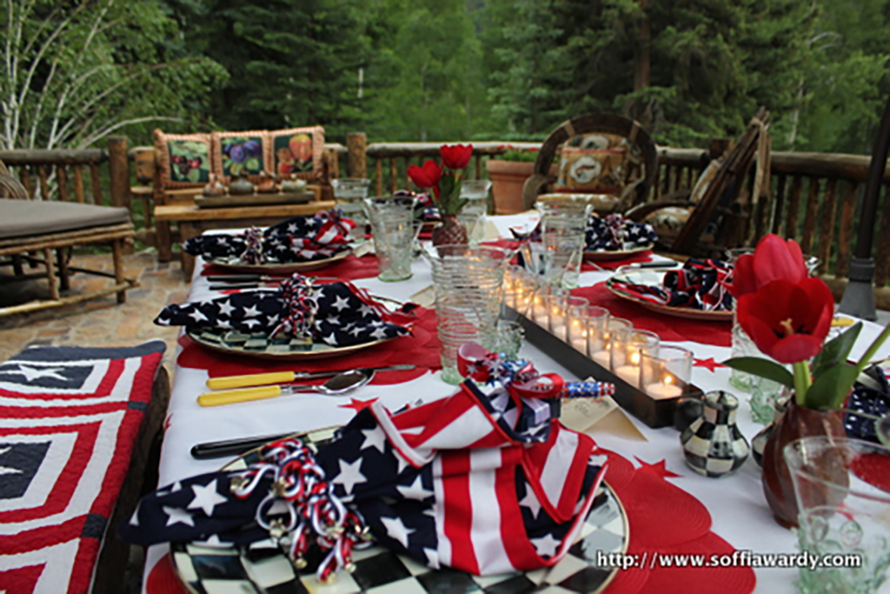 July 4-Long Table 2