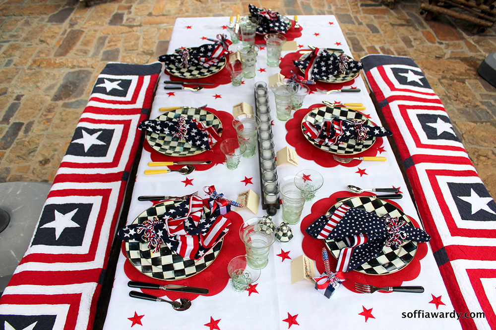 July 4-Long Table
