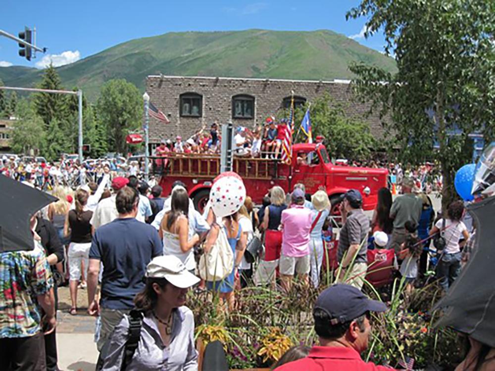 July 4-Parade