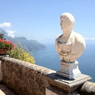 Ravello-Villa Cimbrone featured
