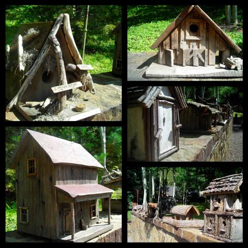 Collecting Beautiful Birdhouses Soffia Wardy