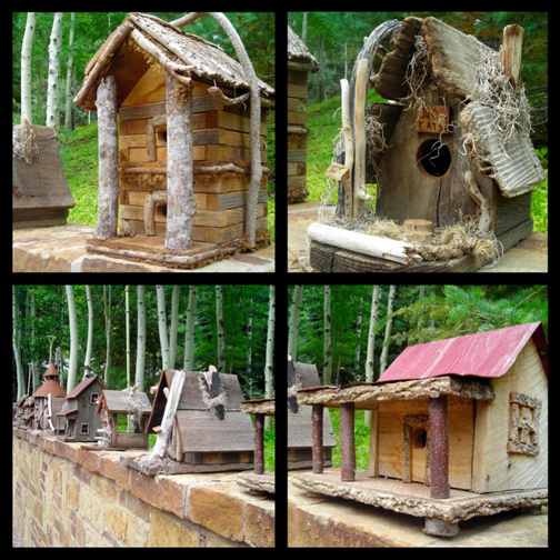 Collecting beautiful birdhouses soffia wardy for Best birdhouse designs