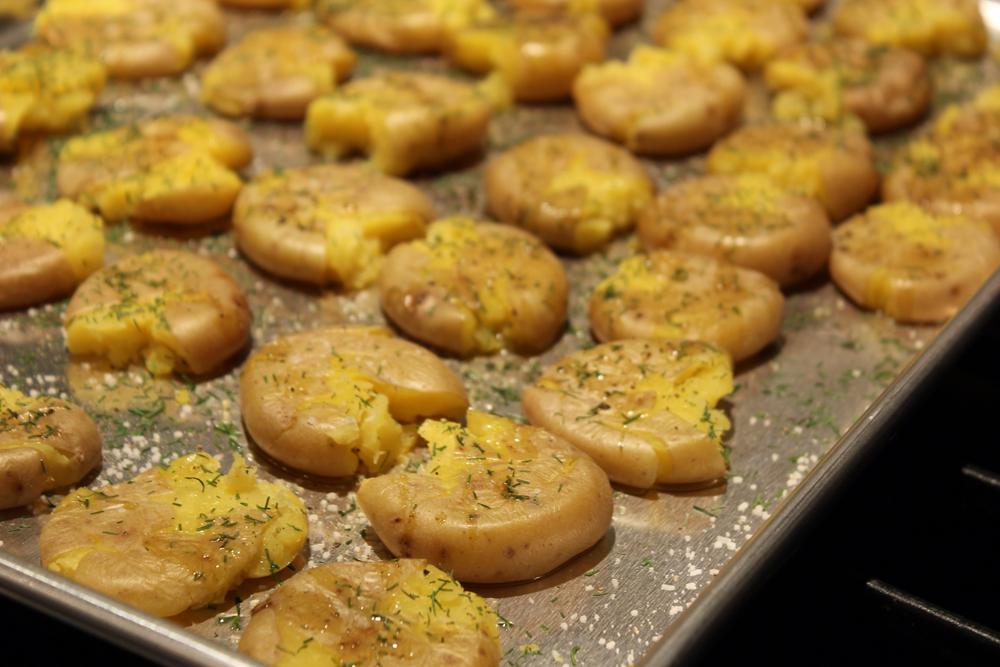 Flavor Profile 2-Orange Zest , Sage and Roasted Garlic