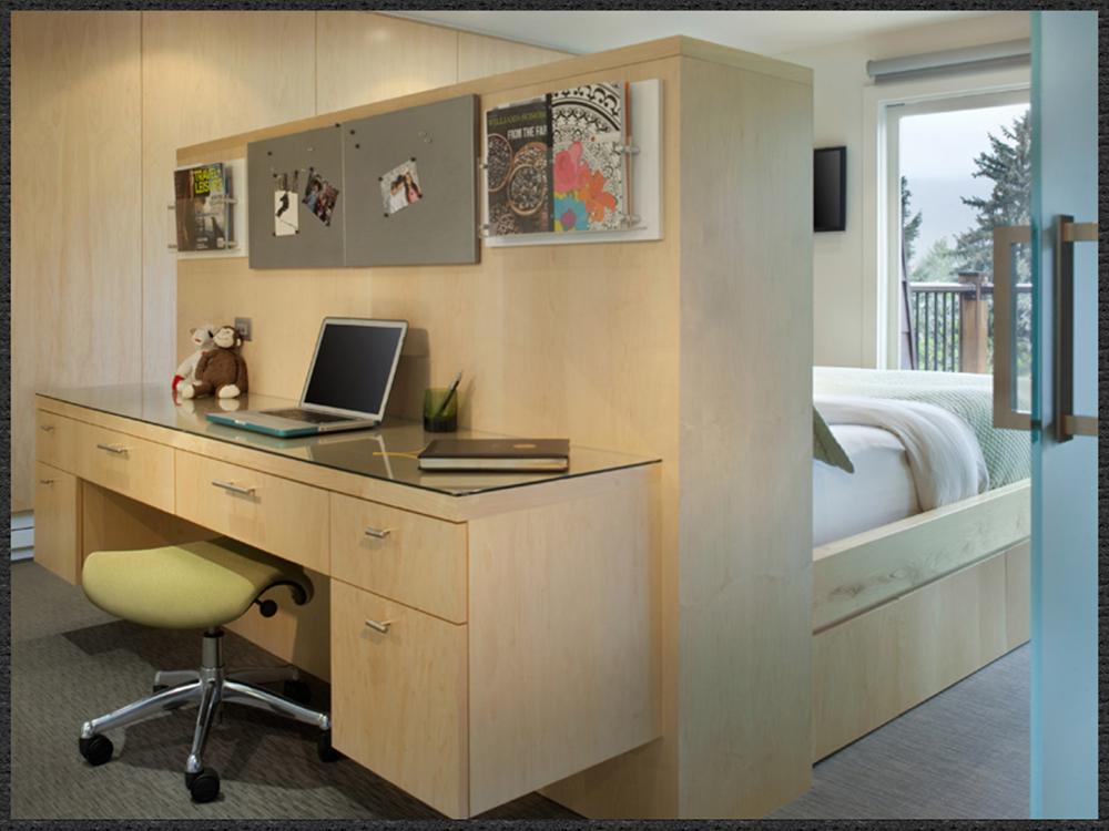 Desk/Bed Built In-BMP