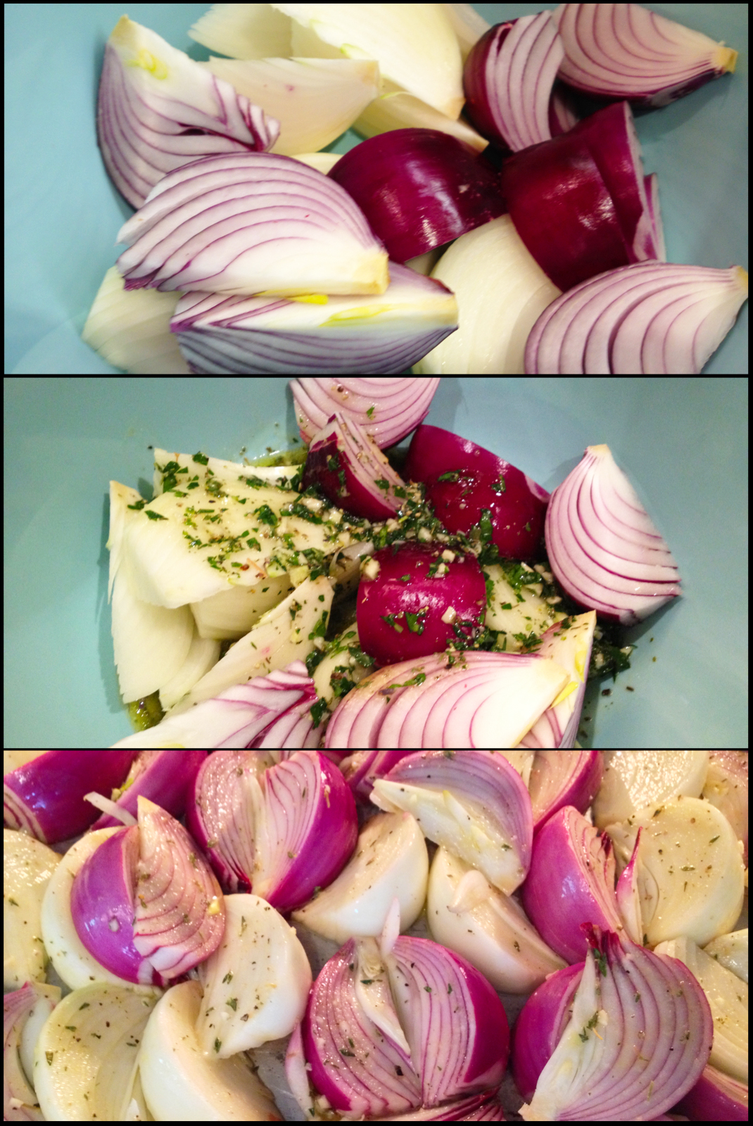 Herb Roasted Onions-1