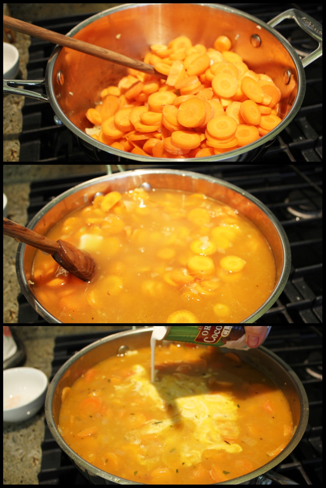 Carrot Coconut Curry Soup-3
