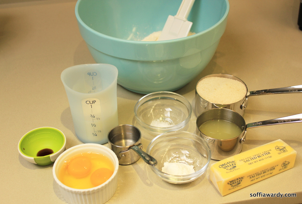 Margarita-Cupcakes-ingredients