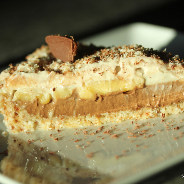 Coconut Banana Chocolate Pie-slider