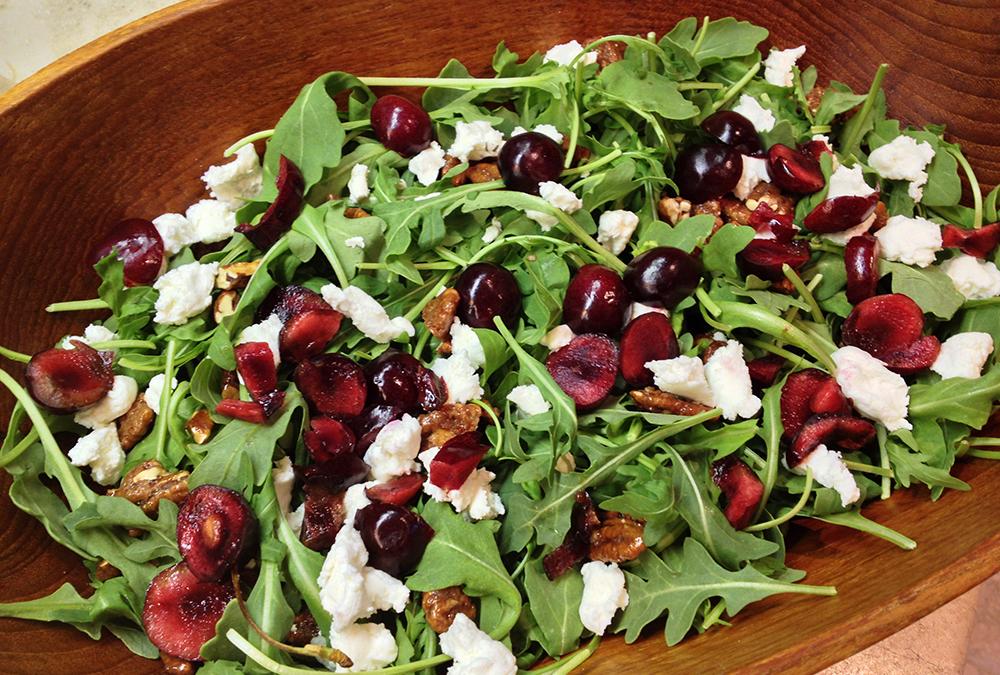 Colorado Cherry Salad-slider