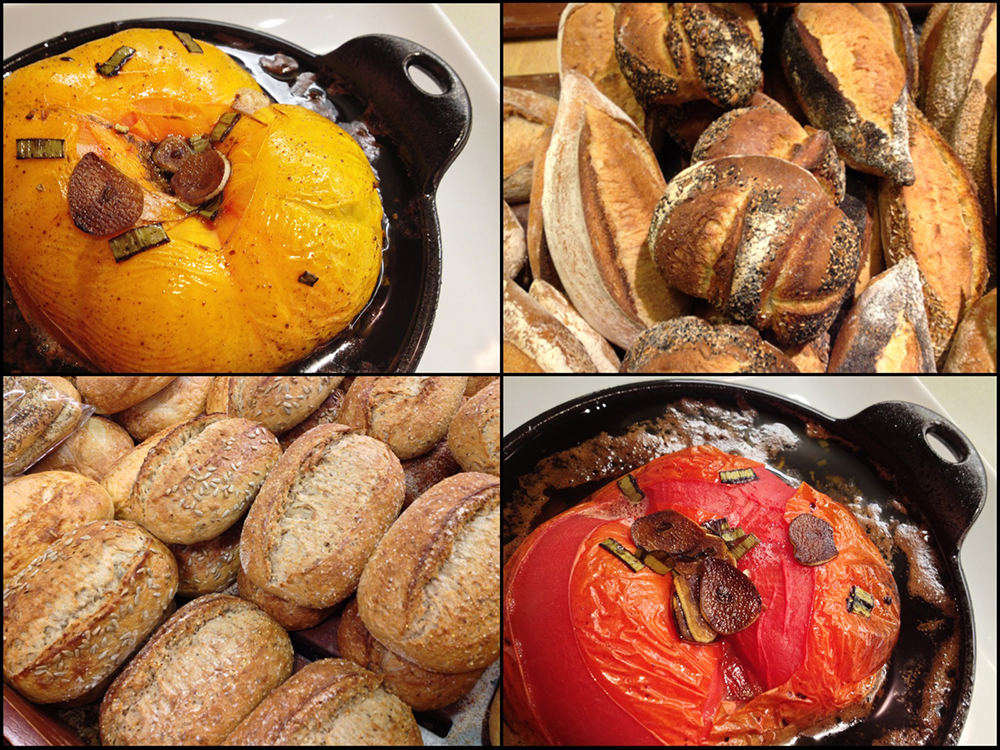 Whole Tomato Bruschetta-Collage 3