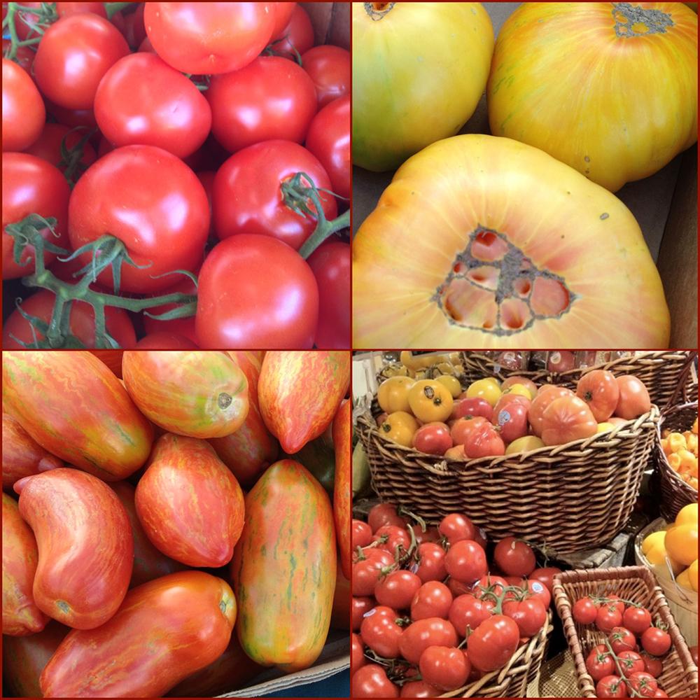 Whole Tomato Bruschetta-Market