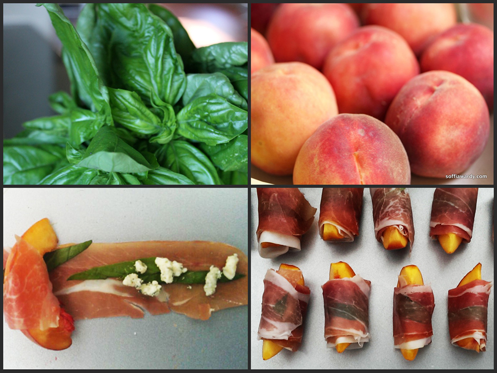 Prociutto-Wrapped-Grilled-Peaches-collage 1