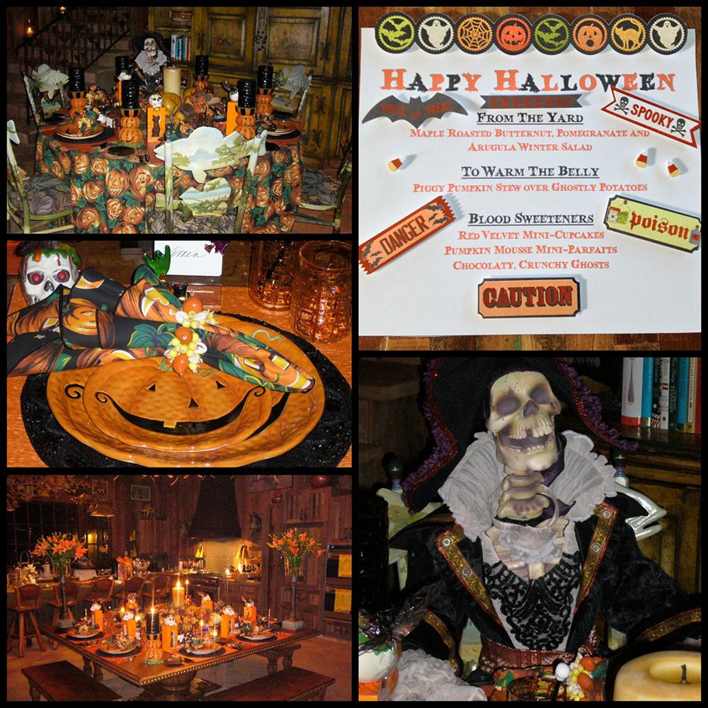 Spookeve-menus