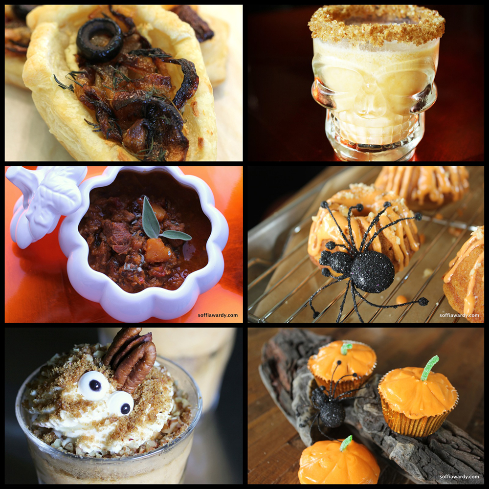Spookeve-recipes
