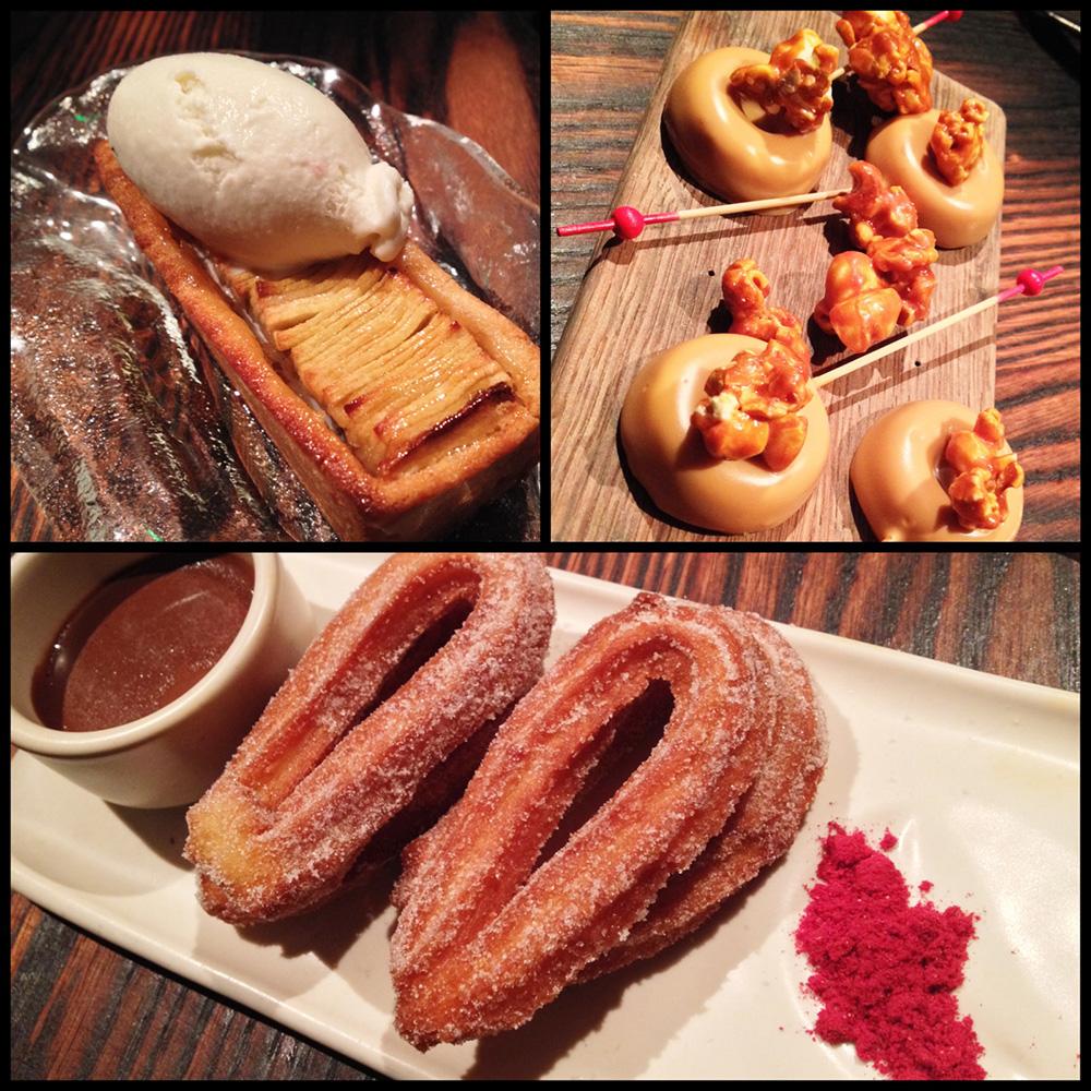 Coqueta San Francisco-Desserts