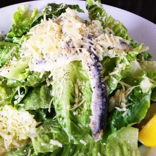 Spicy, Garlicky Caesar Salad