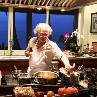 Dinner at Home with Chef George Mavro