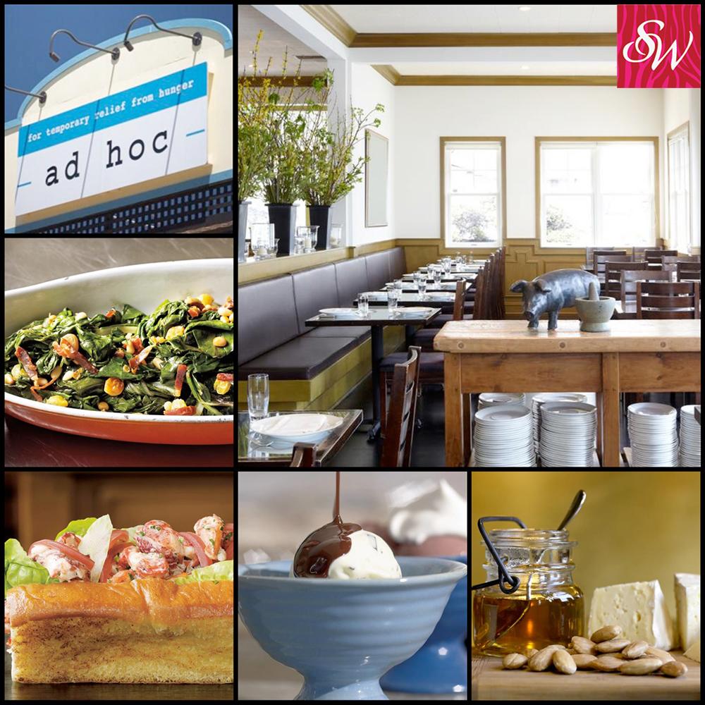 Napa Valley-Ad Hoc Restaurant