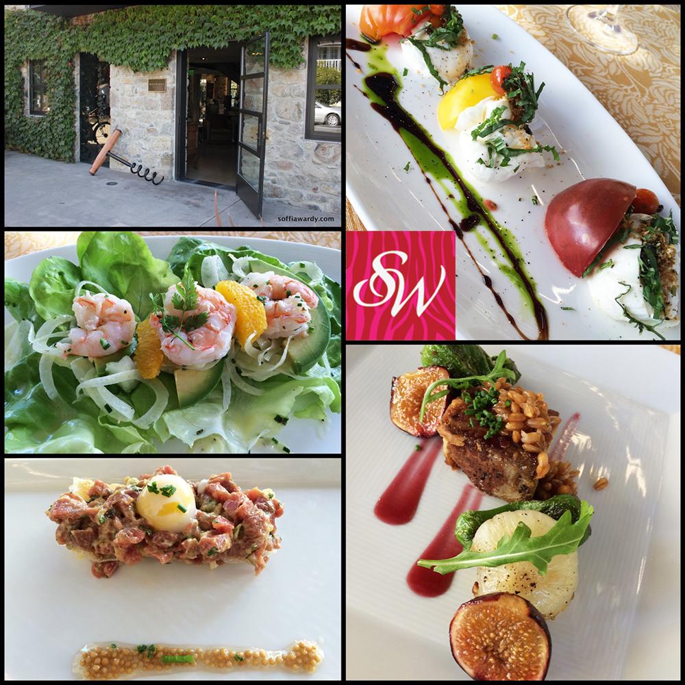 Napa Valley-Auberge du Soleil Restaurant