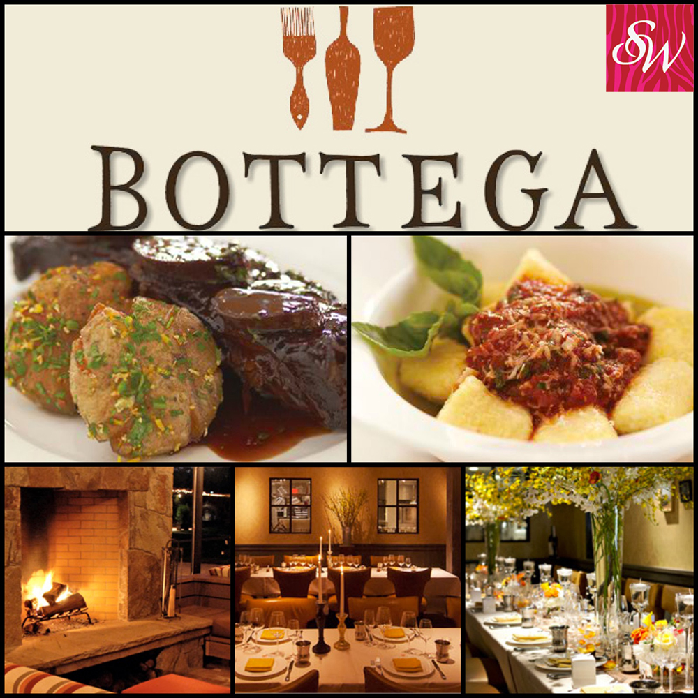 Napa Valley-Bottega Restaurant