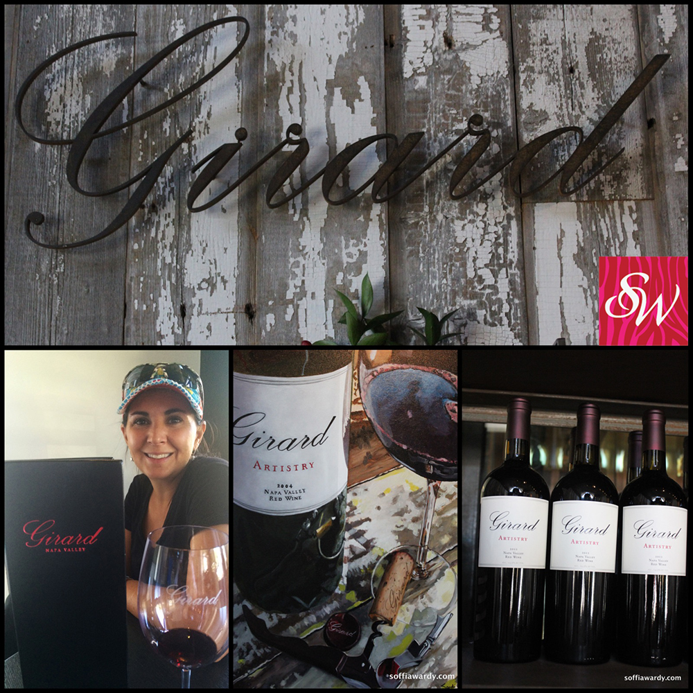 Napa Valley-Girard Winery