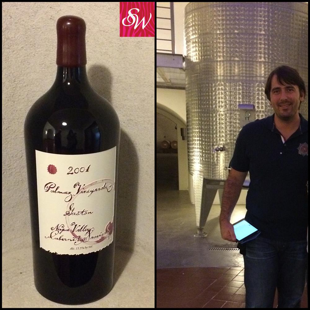 Napa Valley-Palmaz Winery