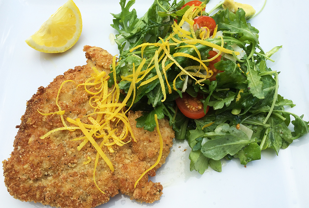 Chicken Milanese-feat