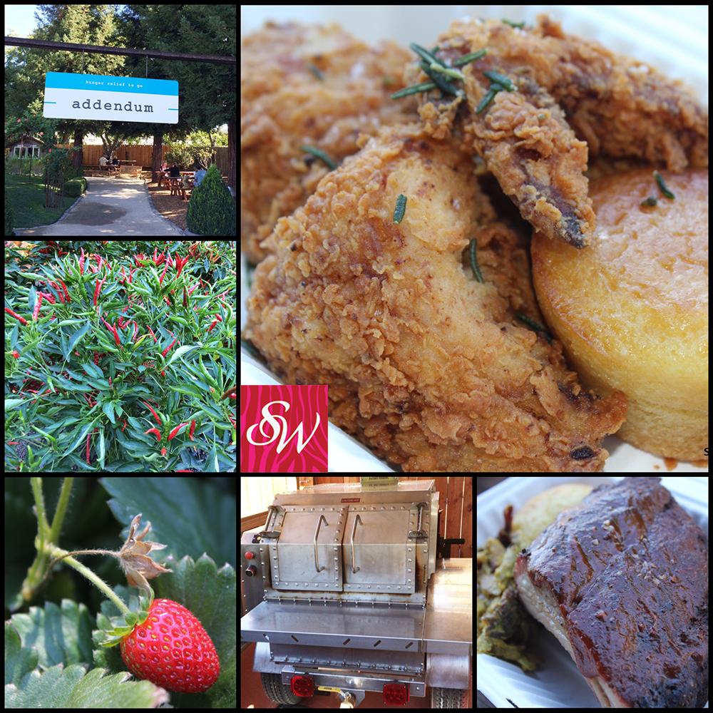 Napa Valley-Addendum Restaurant