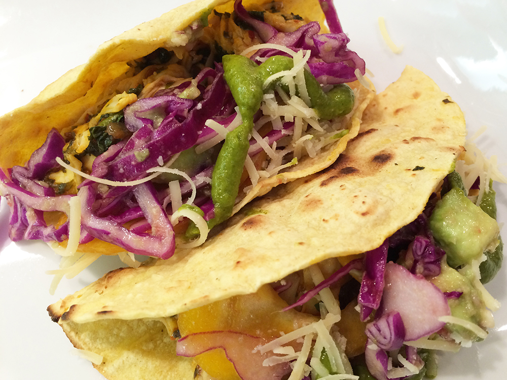Savory Chipotle Chicken Tacos