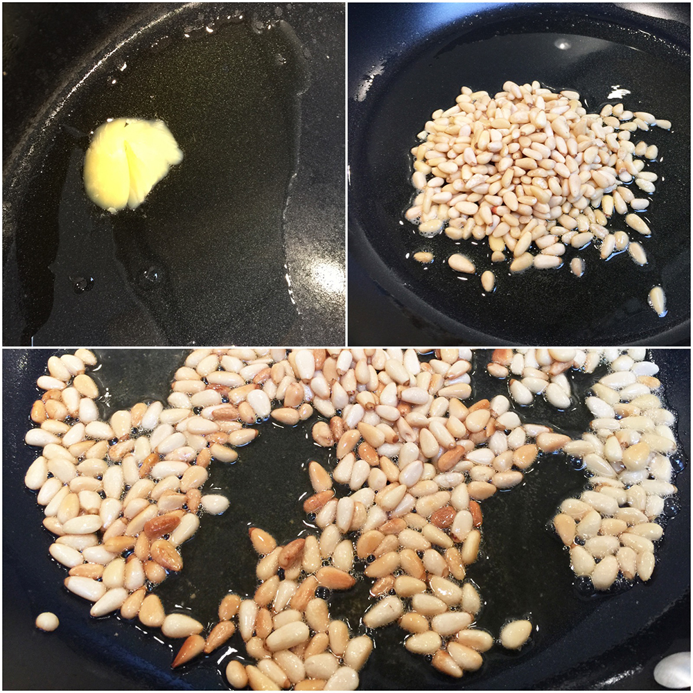 Koosa-pine nuts
