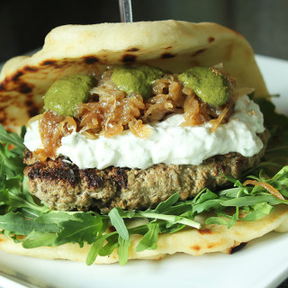 Elevate Your Burger Indian Style