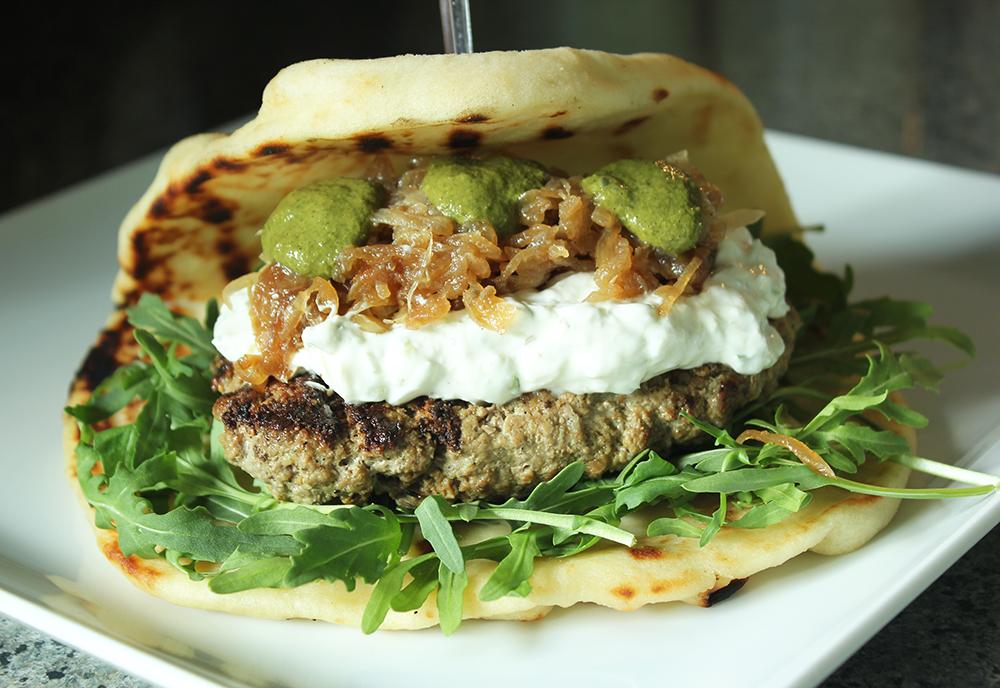 Bombay Burger