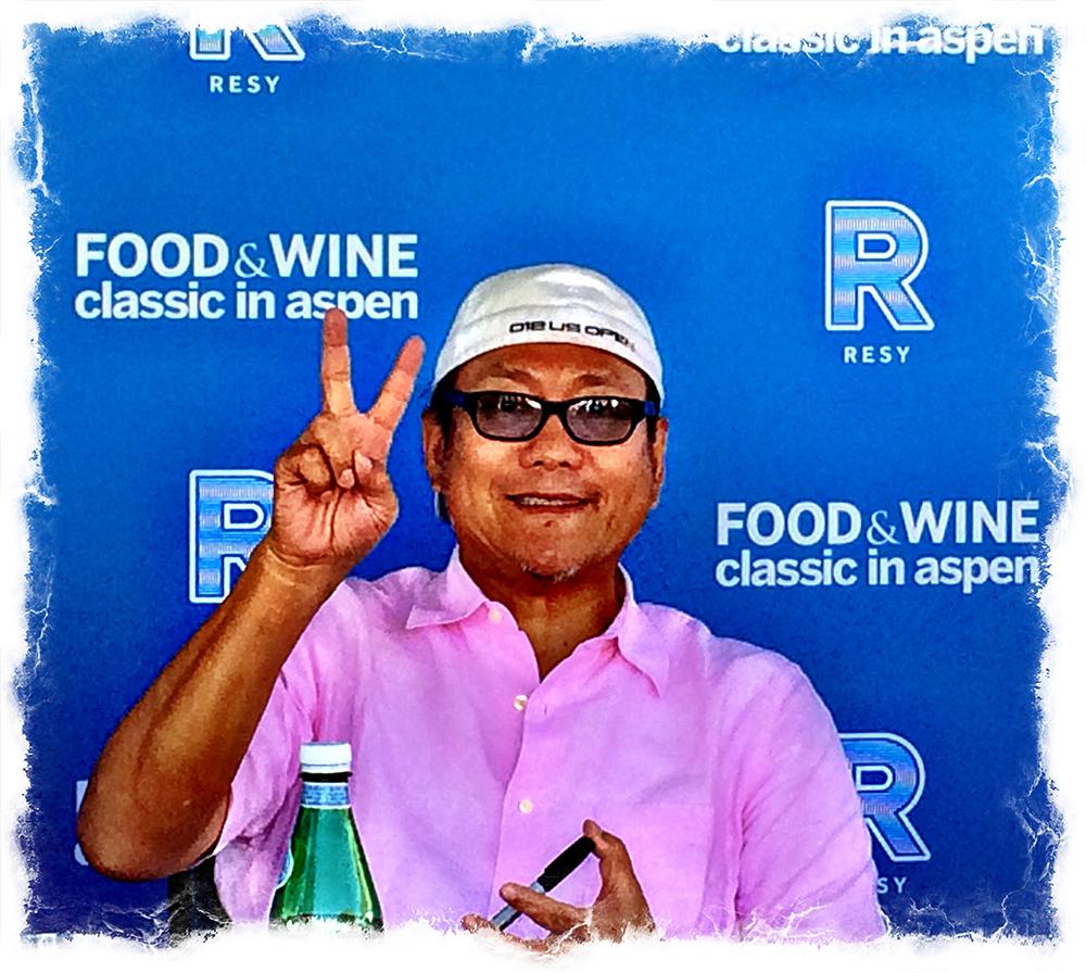 Food Wine-Morimoto