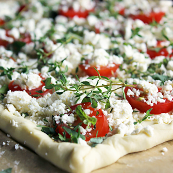 Savory Tarts, Breads & Pizza