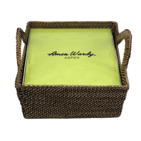 Amen Wardy Napkin Basket