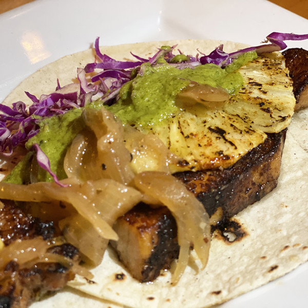 Pork Belly Taco